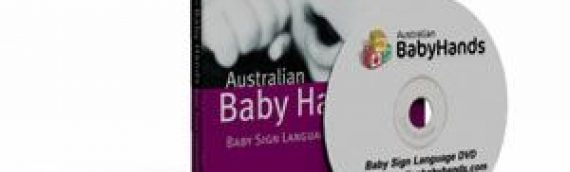 Australian Baby Hands DVD